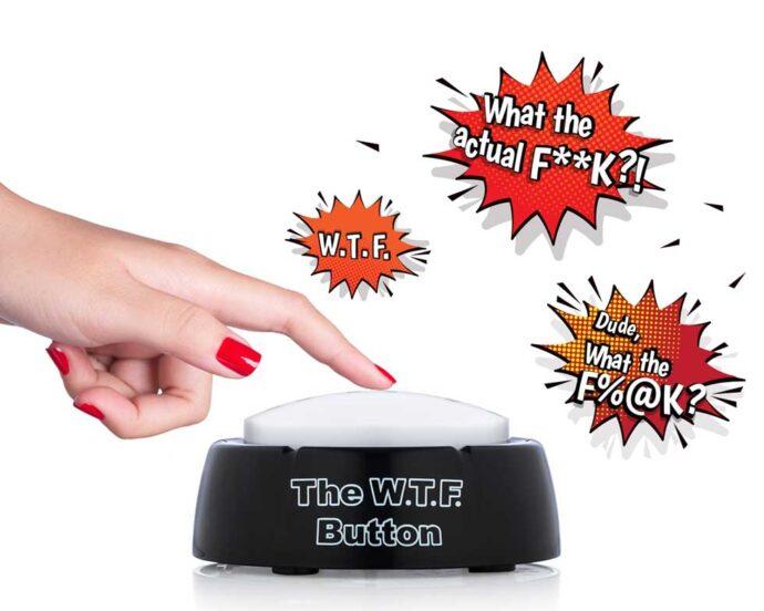 The WTF Button pressing FUN 980