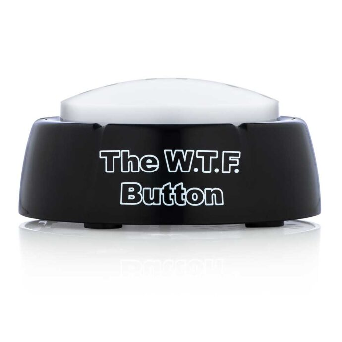 The WTF Button frontside
